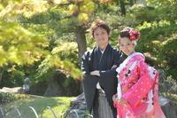 Kimono bride and groom Stock photo [2299012] Japanese