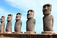Nichinan coast moai Cape Stock photo [2300303] Nichinan