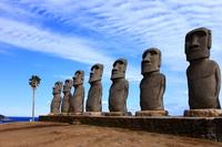 Nichinan coast moai Cape Stock photo [2300309] Nichinan