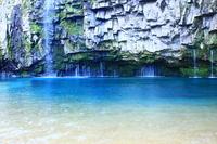 Kagoshima Ogawa waterfall Stock photo [2300314] Kagoshima