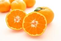 The cut oranges Stock photo [2301589] Mandarin