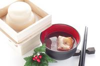 Kagamibiraki with your Shiruko Stock photo [2304039] Kagamibiraki