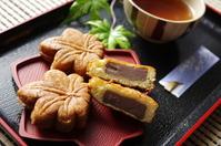 Miyajima confection maple buns cut Ver Stock photo [2305494] Miyajima