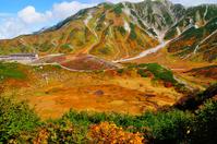 Blood Pond and Tateyama mountain range Stock photo [2305848] Mountain