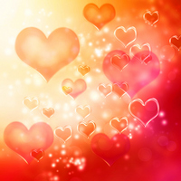 Heart background [2306910] Hart