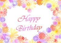 Birthday card [2309264] Birthday