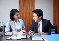 Meeting image Stock photo [2426674] Business
