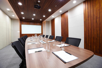 Conference room Stock photo [2426724] Business