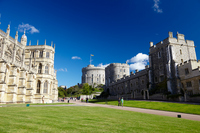 United Kingdom Windsor Castle Stock photo [2429762] Windsor