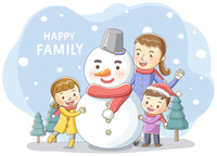 Family illustrations [2435029] Family