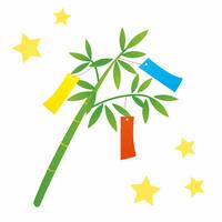 Tanabata decorations [2545976] Tanabata
