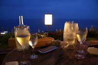Night restaurant Stock photo [2547815] Wine