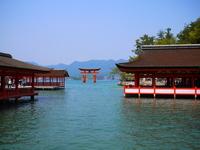 Itsukushima Shinto shrine Stock photo [2552900] Hiroshima