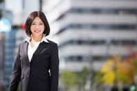 Business Woman smile Stock photo [2556999] Business