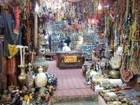 Oman Matorasuku folk art shop Stock photo [2559894] Oman