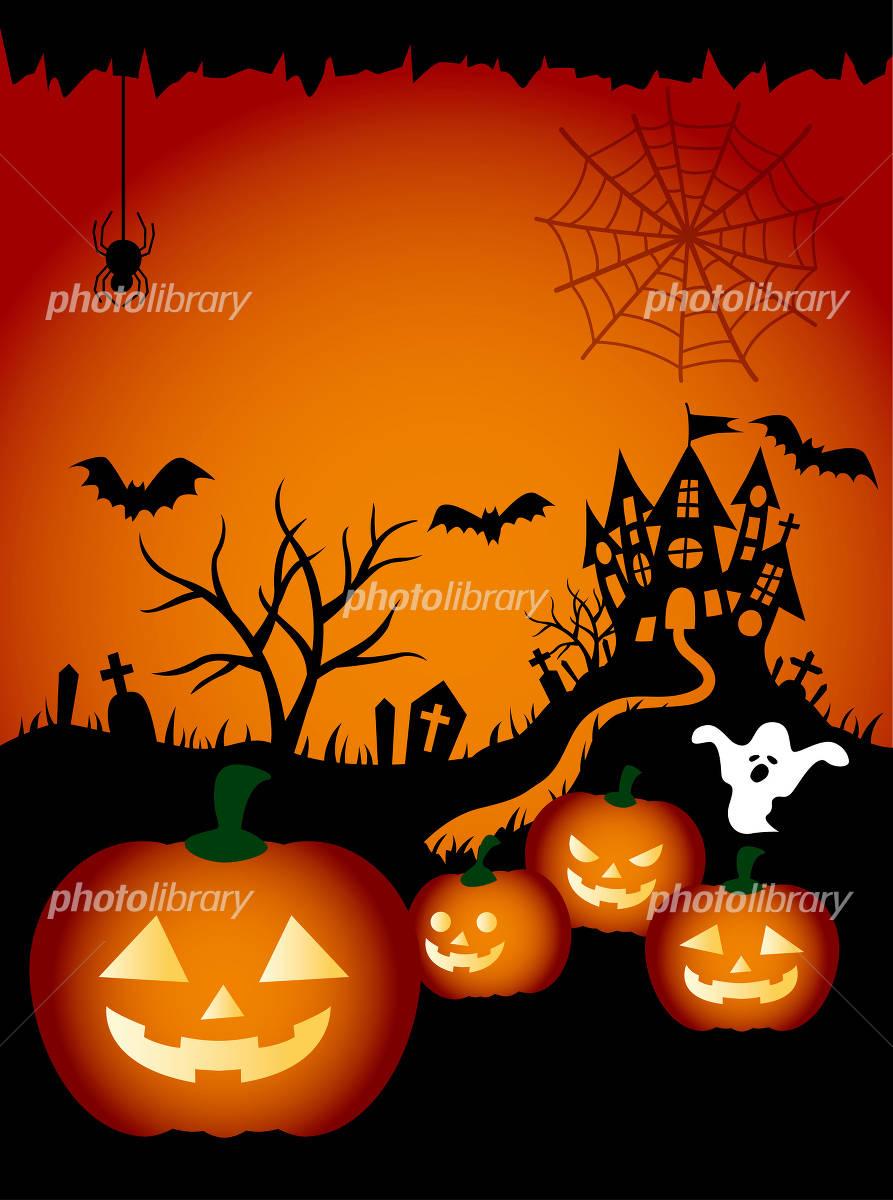 Halloween poster イラスト素材