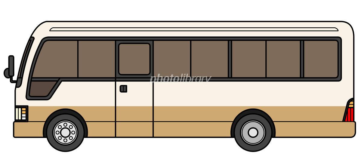Microbus イラスト素材