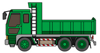 Dump truck [2659089] Dump