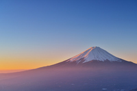 Sacred Fuji shine Stock photo [2661993] Dawn