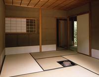 Tearoom Meimei-an Stock photo [2668947] Japan