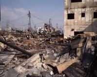 Ruins the Great Hanshin-Awaji Earthquake Stock photo [2668976] Japan