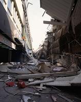 Sannomiya shopping district Great Hanshin-Awaji Earthquake Stock photo [2669190] Japan