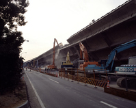 Recovery work Great Hanshin-Awaji Earthquake Stock photo [2669192] Japan