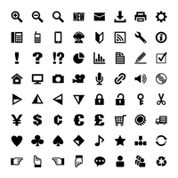 Set of icons [2741622] Icon