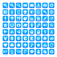 Set of icons [2741625] Icon