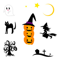 Halloween set [2741907] Halloween