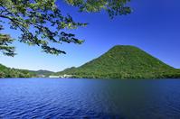 Lake Haruna and Harunafuji Stock photo [2744305] Haruna