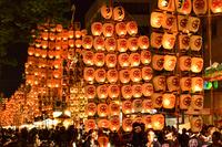 Akita Sao 燈祭Ri Stock photo [2744304] Akita
