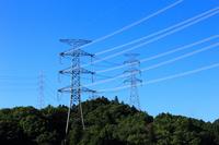 Transmission tower Stock photo [2745605] Transmission