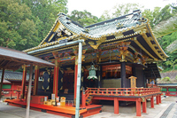 Shizuoka Prefecture Kunōzan Tōshō-gū shrine Stock photo [2749255] Toshogu