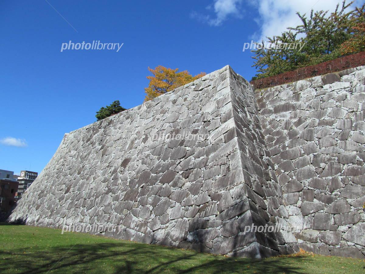 Morioka Castle Ruins Park Photo