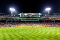Fenway Park Stock photo [2828356] Fenway