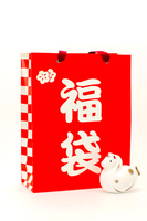 Horse year lucky bag Stock photo [2830434] Afternoon