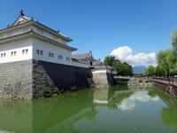 Sumpu Castle of fine weather Stock photo [2831378] Sumpu
