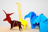 Animals of origami Stock photo [2834956] Origami