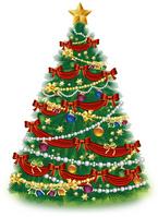 Christmas tree [2836603] Christmas
