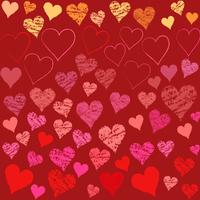 Valentine Heart analog-style [2838104] Hart