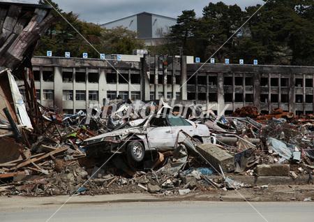 Great East Japan Earthquake Photo