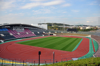 Kobe athletics stadium Stock photo [2913805] Kobe