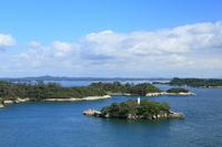 Matsushima from Tamonzan Stock photo [2917624] Miyagi