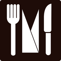 Pictogram restaurant [2920022] Pict