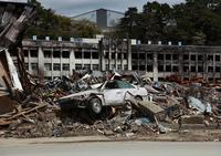 Great East Japan Earthquake Stock photo [2920527] 3.11