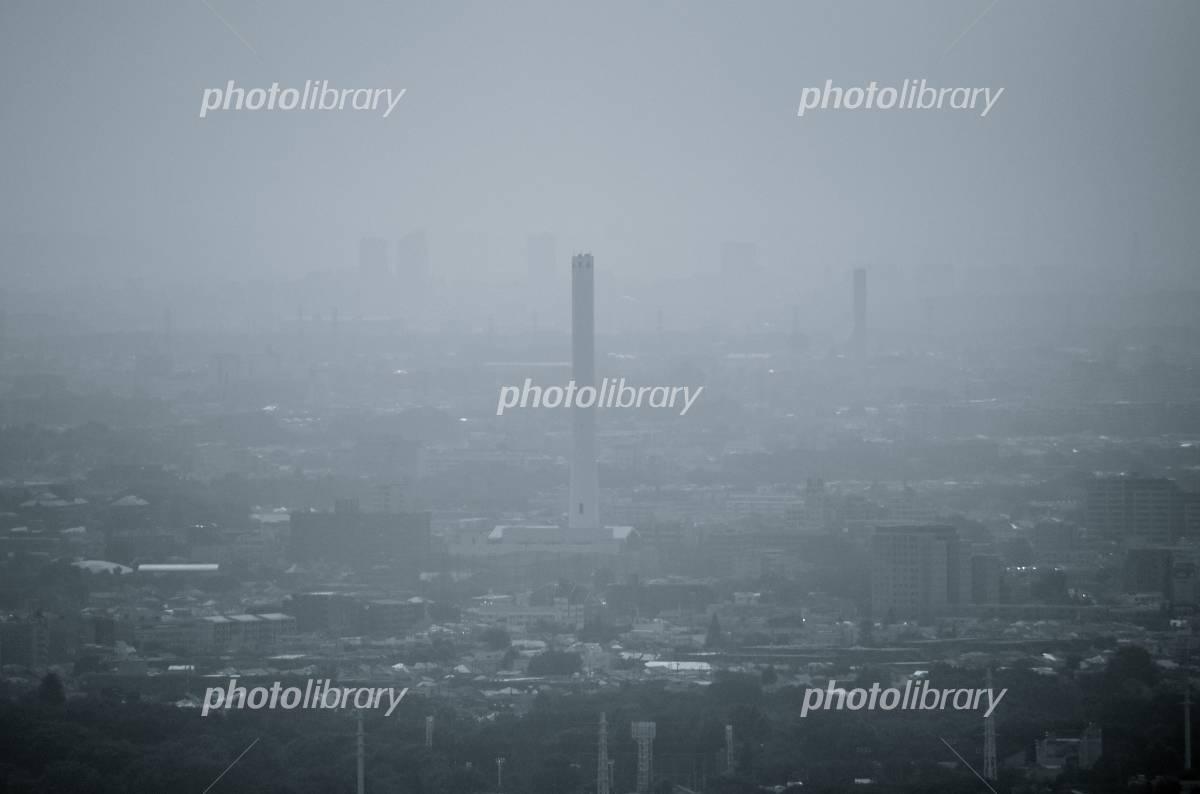Tokyo smog Photo