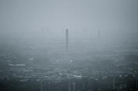 Tokyo smog Stock photo [2994588] Bill