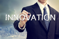 Businessman and Innovation Stock photo [2994924] Innovation