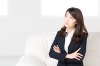 I think business woman Stock photo [2997379] Business